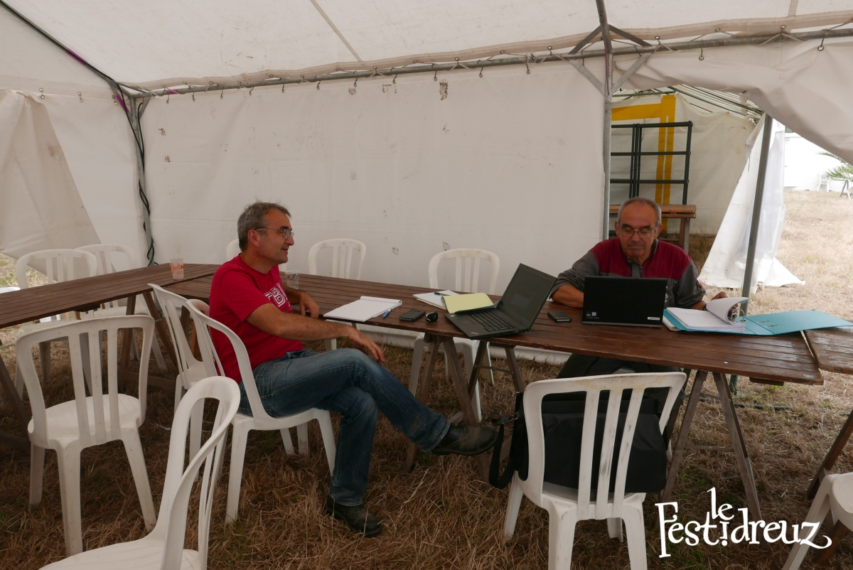 FESTIDREUZ 2017 - BENEVOLES & COULISSES